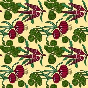 okra_onion_oregano_on_ivory_4x4_tea_towel