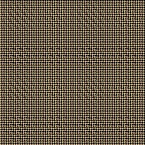 1:6 Houndstooth-Black And Tan