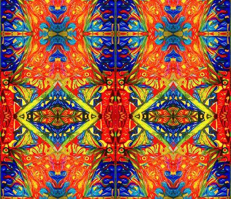 El derado fabric by chidi3s on Spoonflower - custom fabric