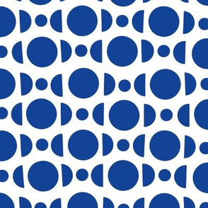 blue candy pattern