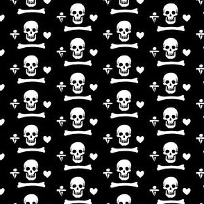 Stede Bonnet's Flag