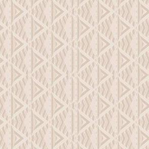 Dawn Sand Tribal Pattern