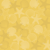 Shells - Gold