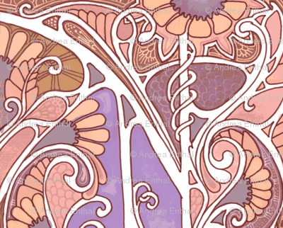 Another Flowery Nouveau Thing