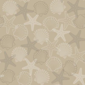 Shells - Taupe