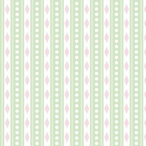 spots & stripes Green