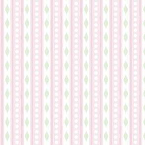 spots & stripes Pink