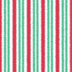 #SAGE Christmas Candy Stripe 1