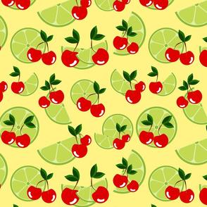 Cherry Limeade-Yellow