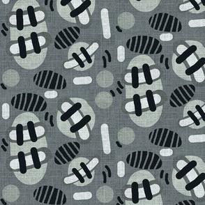 Modzilla - grey/black