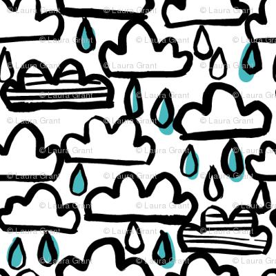 rain clouds small