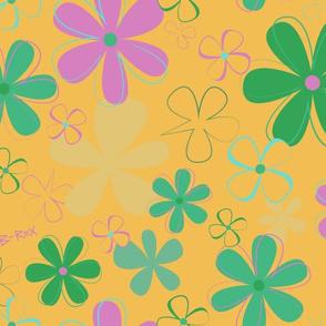 Groovy Flora