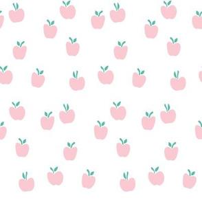 apple picking - pink
