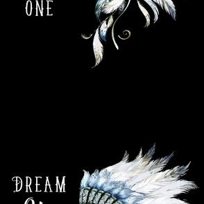 "42""x 108"" Dream Big Little Chief"