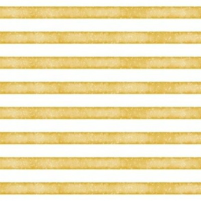 salted watercolor stripes // gold