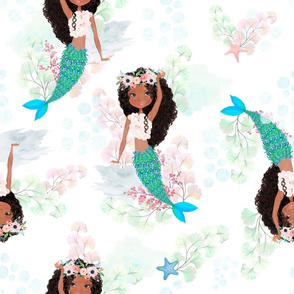 "18"" Chloe the Mermaid / Mix & Match"