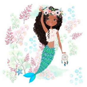 "8"" Chloe the Mermaid / Stand Alone / Mix & Match"