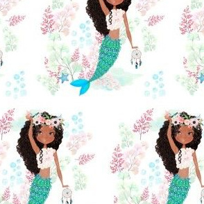 "4"" Chloe the Mermaid / Stand Alone / Mix & Match"