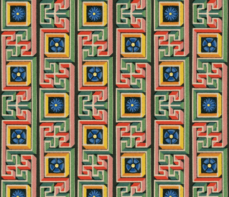 grèce 31 fabric by hypersphere on Spoonflower - custom fabric