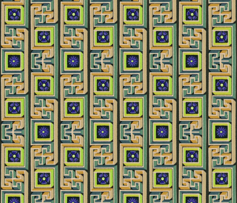 grèce 32 fabric by hypersphere on Spoonflower - custom fabric
