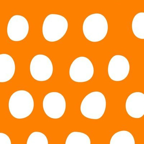 Circus_Ballown_Polka_Dots_orange