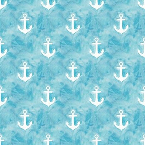 Watercolor Anchors I