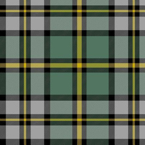 "Cape Breton tartan, 6"" original colors"