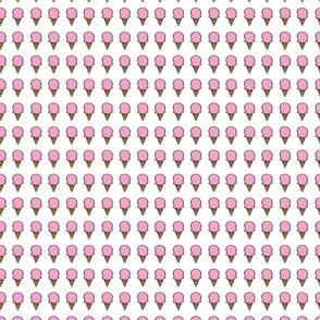 aloha small cone pink