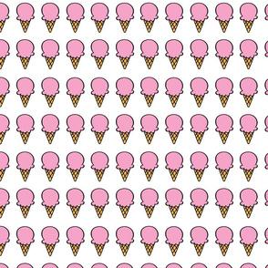 aloha pink cone large
