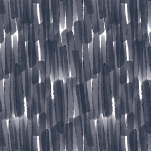 Watercolor Strokes // Midnight