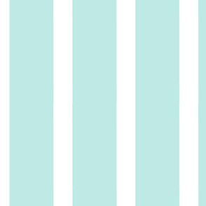 Green circus tent stripe