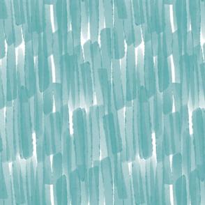 Watercolor Strokes // Basil