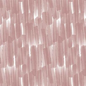 Watercolor Strokes // Rosewood