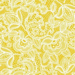 lace // butterscotch