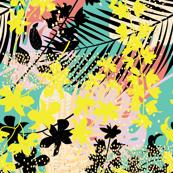 Tropical Twist -  Yellow