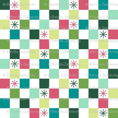 Checkered Christmas (Merry)