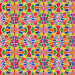 Multi Color Squares
