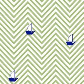 boat chevron