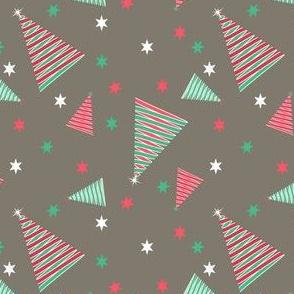 #SAGE Christmas Tree Ribbons