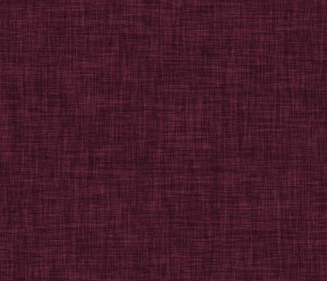 linen solid // plum fabric by ivieclothco on Spoonflower - custom fabric