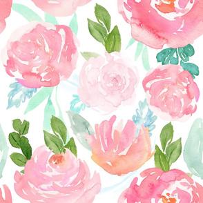 """21"""" Wild Roses"""