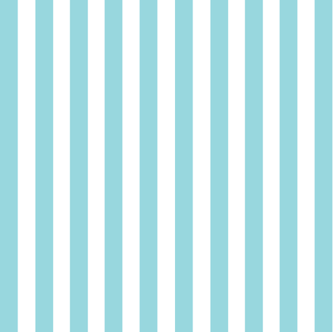Blue and white stripes small // trendy kids nursery baby boy sea ocean marine nautical paradise island curtains bedding crib sheet fabric by designerbyheart on Spoonflower - custom fabric