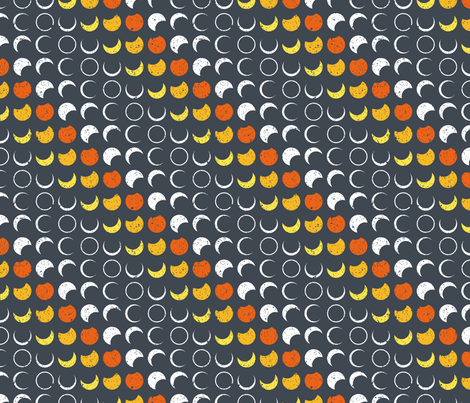 Totally Awesome fabric by seesawboomerang on Spoonflower - custom fabric