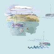 Estuary vista