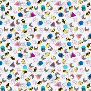Unicorns and Rainbows - Memphis Style