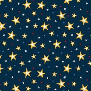 Circus Stars (Navy)