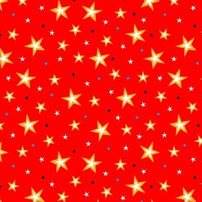 Circus Stars (Red)