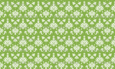 Country Cannabis Greenery Upholstery