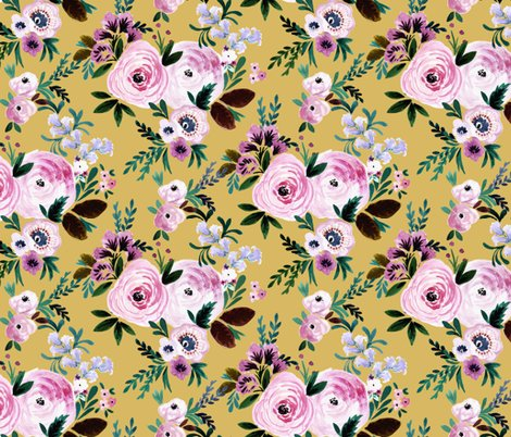Rvictorian_floral_mustard_shop_preview