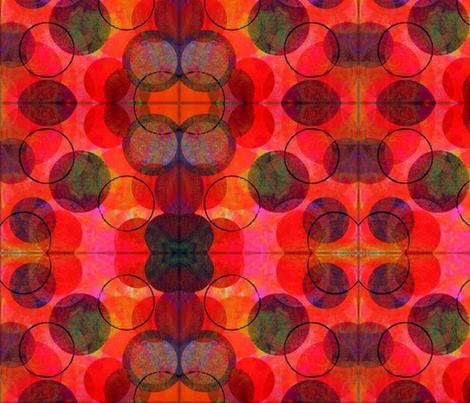 Deep Love fabric by floramoon on Spoonflower - custom fabric